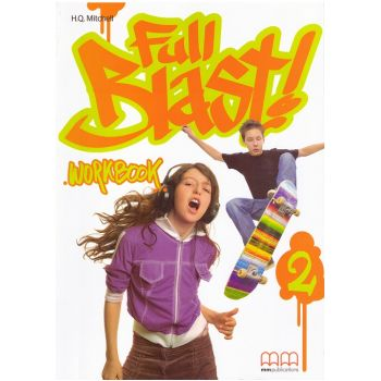 Full Blast 2 Workbook with CD-Rom