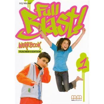 Full Blast 1 Workbook Teacher's edition