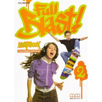 Full Blast 2 Workbook Teacher's edition