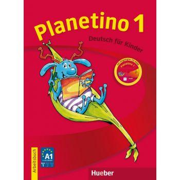 Planetino 1 Arbeitsbuch mit CD-ROM