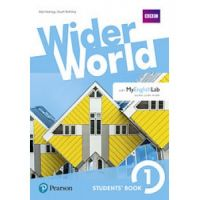 Wider World 1 SB  with Access Code for MyEnglishLab