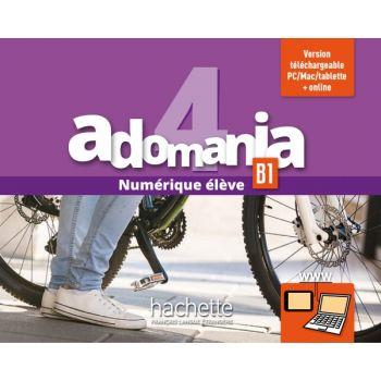 Adomania 4: Manuel numerique eleve