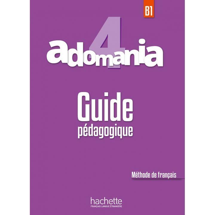 Adomania 4: Guide pédagogique
