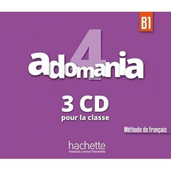 Adomania 4: CD audio classe (x3)