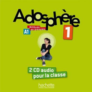 Adosphère 1: CD audio classe (x2)
