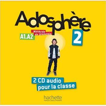 Adosphère 2: CD audio classe (x2)