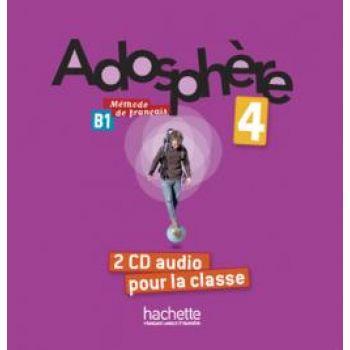 Adosphère 4: CD audio classe (x2)