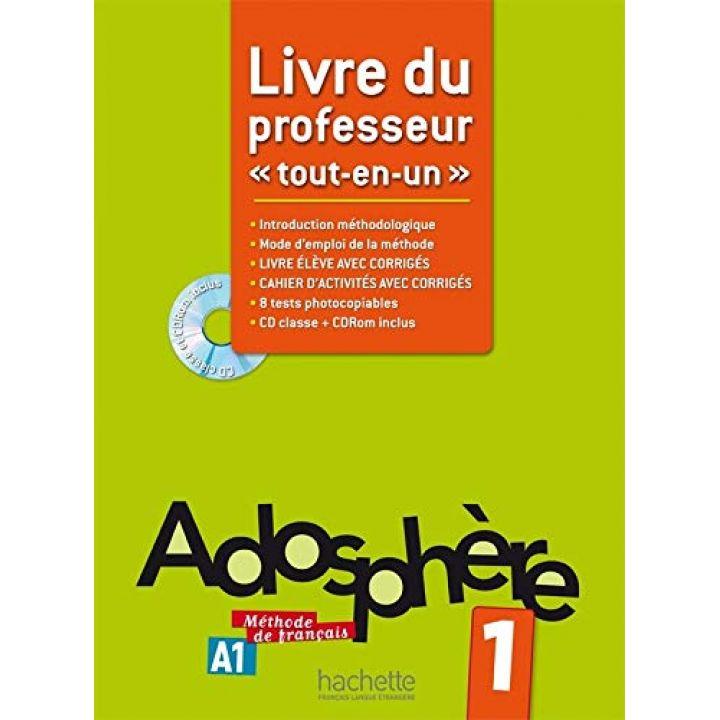Adosphère 1: Livre du professeur