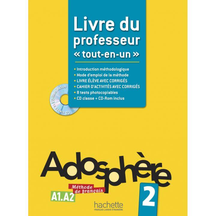 Adosphère 2: Livre du professeur