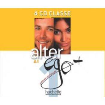 Alter Ego + 1: CD audio classe (x4)