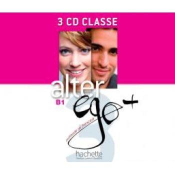 Alter Ego + 3: CD audio classe (x4)