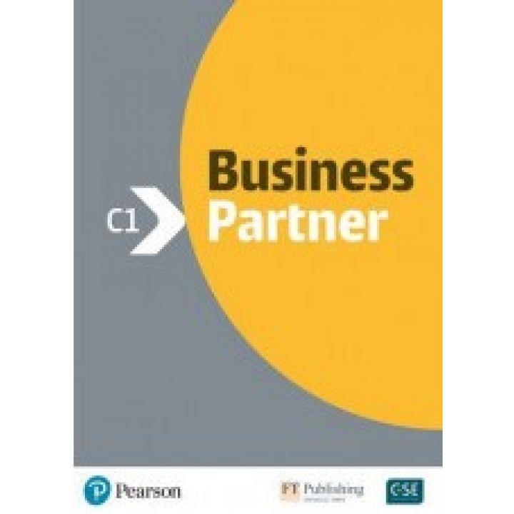 Business Partner C1 Teacher`s Book with MEL
