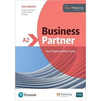 Business Partner A2 Student`s Book