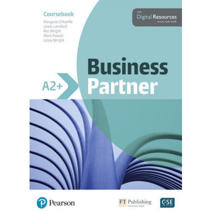Business Partner A2+ Student`s Book