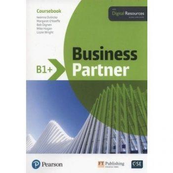 Business Partner B1+ Student`s Book