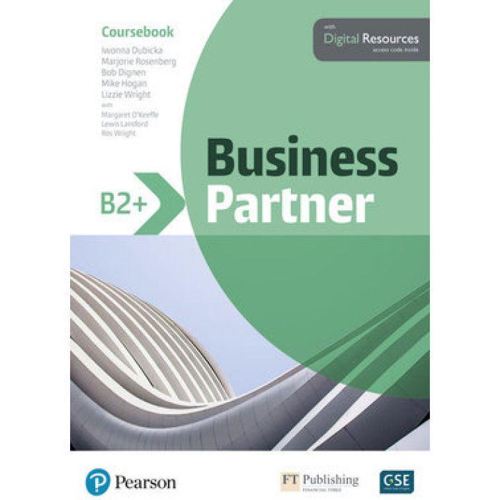 Business Partner B2+ Student`s Book