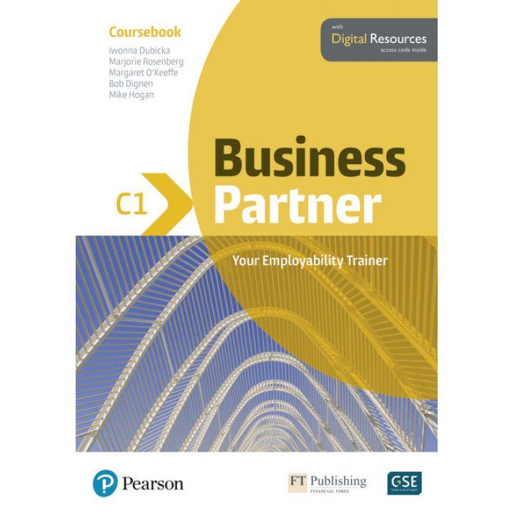 Business Partner С1 Student`s Book