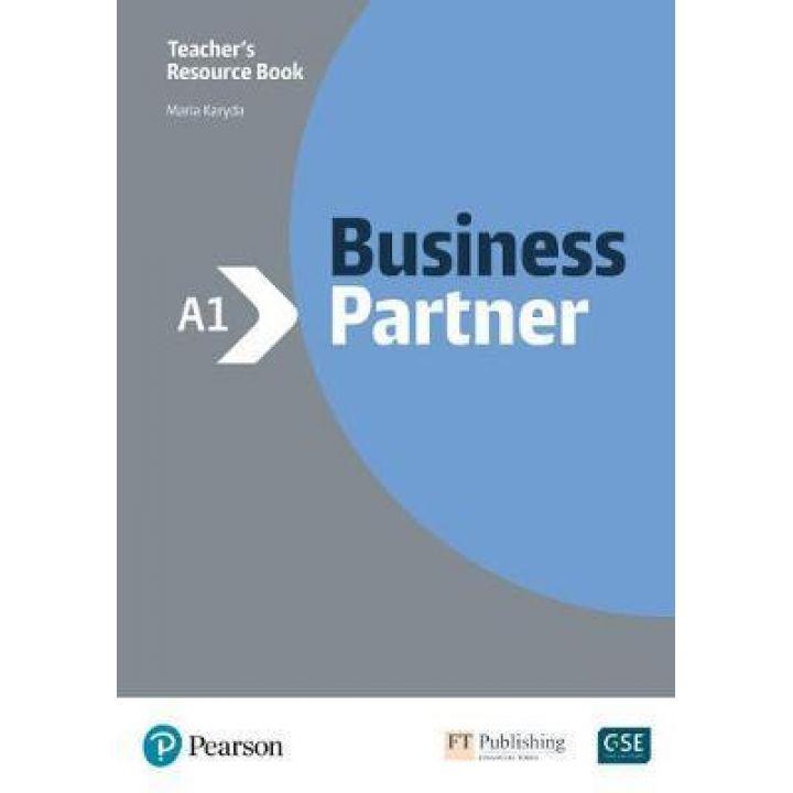Business Partner A1 Teacher`s Book with MEL