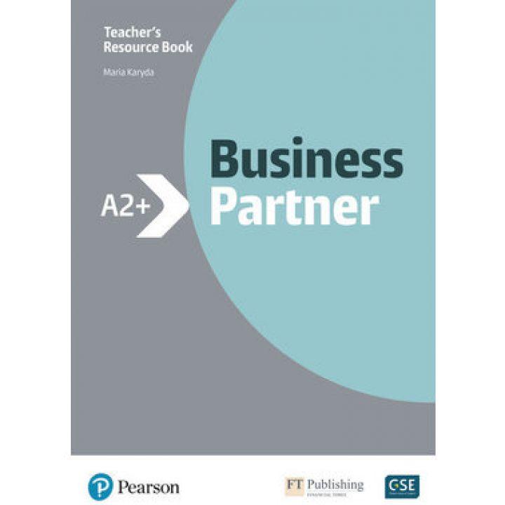 Business Partner A2+ Teacher`s Book with MEL