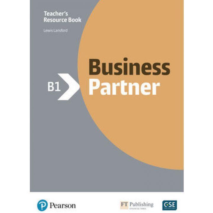 Business Partner B1 Teacher`s Book with MEL