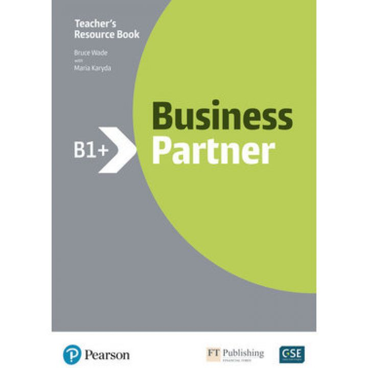 Business Partner B1+ Teacher`s Book with MEL