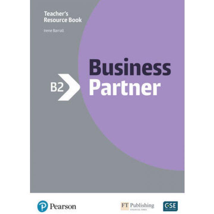 Business Partner B2 Teacher`s Book with MEL