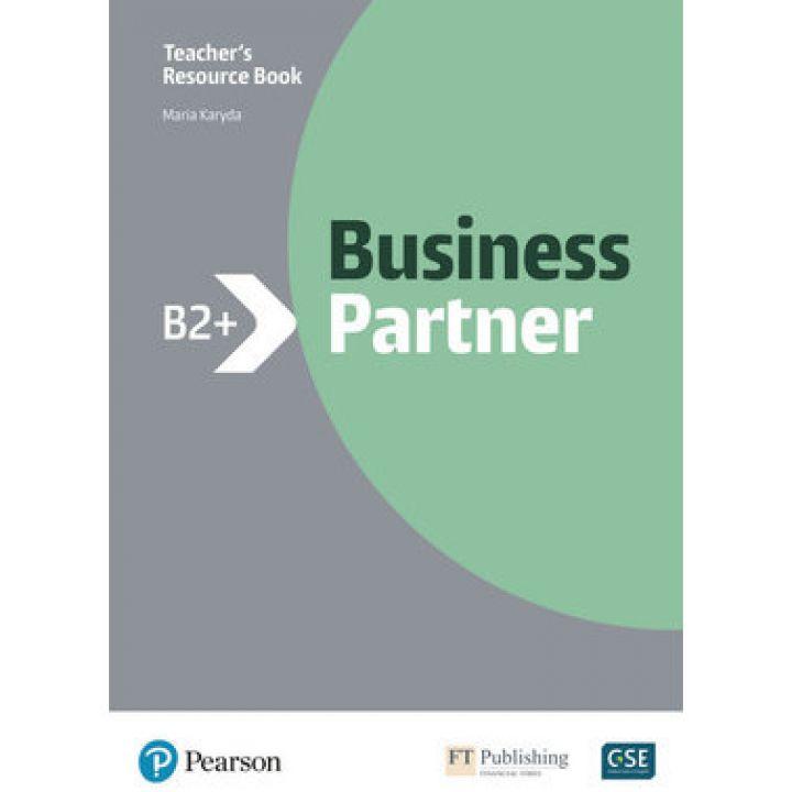 Business Partner B2+ Teacher`s Book with MEL