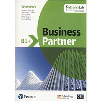 Business Partner B1+ Student`s Book+MEL