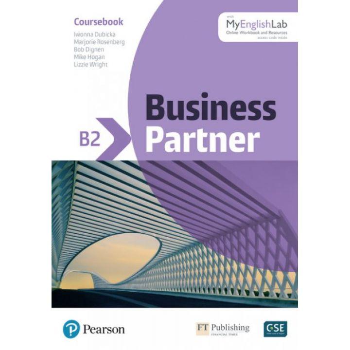 Business Partner B2 Student`s Book+MEL