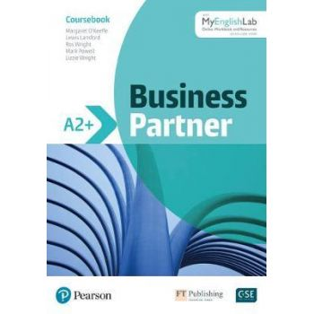 Business Partner A2+ Student`s Book+MEL