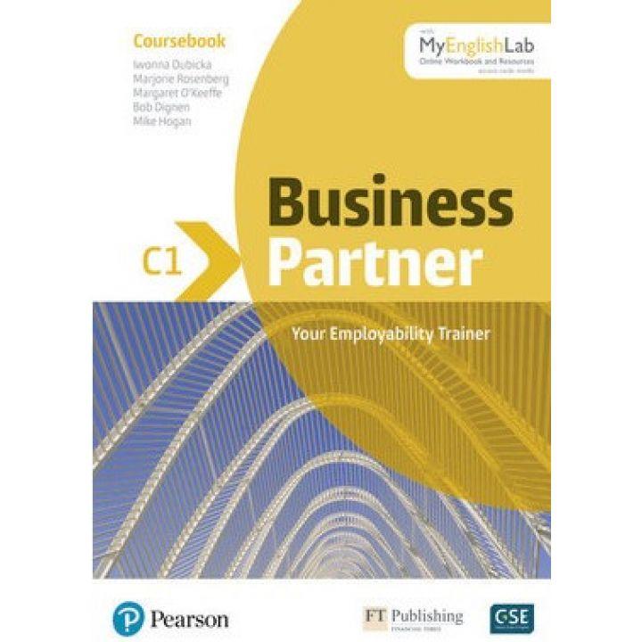 Business Partner С1 Student`s Book+MEL