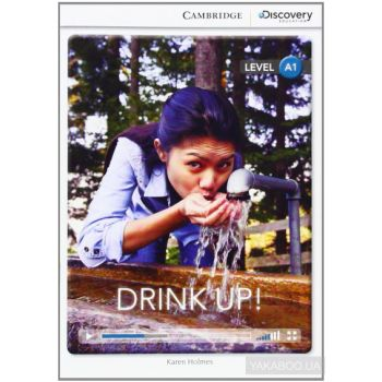 CDIR A1 Drink Up! (Book with Online Access)
