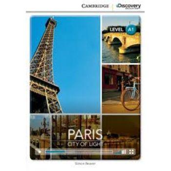 CDIR A1 Paris: City of Light (Book with Online Access)