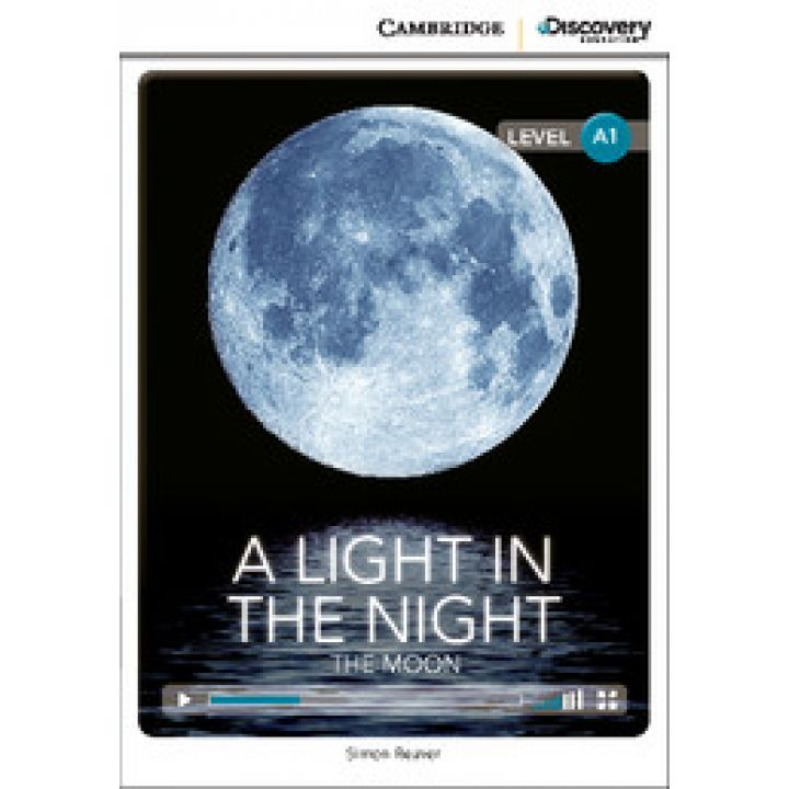 CDIR A1 A Light in the Night: The Moon (Book with Online Access)