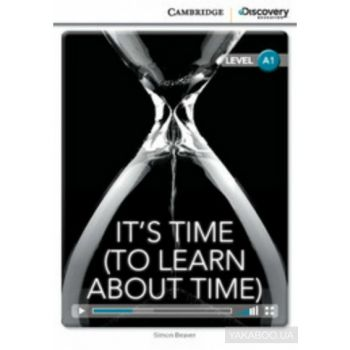 CDIR A1 It's Time (To Learn About Time) (Book with Online Access)