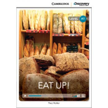 CDIR A1 Eat Up! (Book with Online Access)