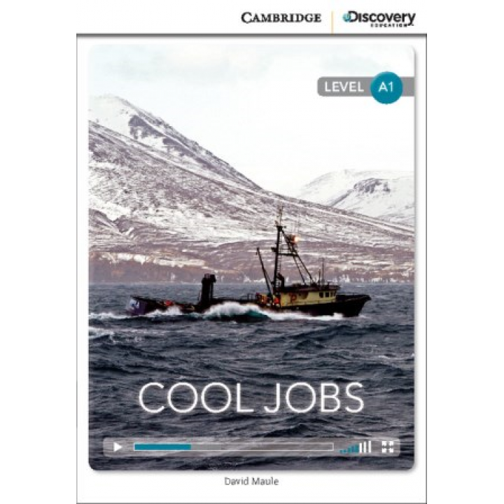 CDIR A1 Cool Jobs (Book with Online Access)