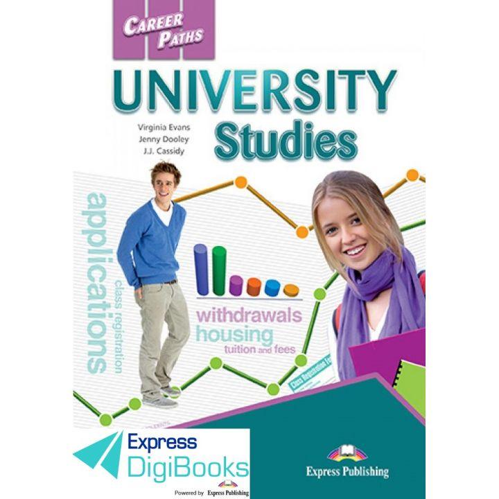 CAREER PATHS UNIVERSITY STUDIES DIGIBOOK APPLICATION