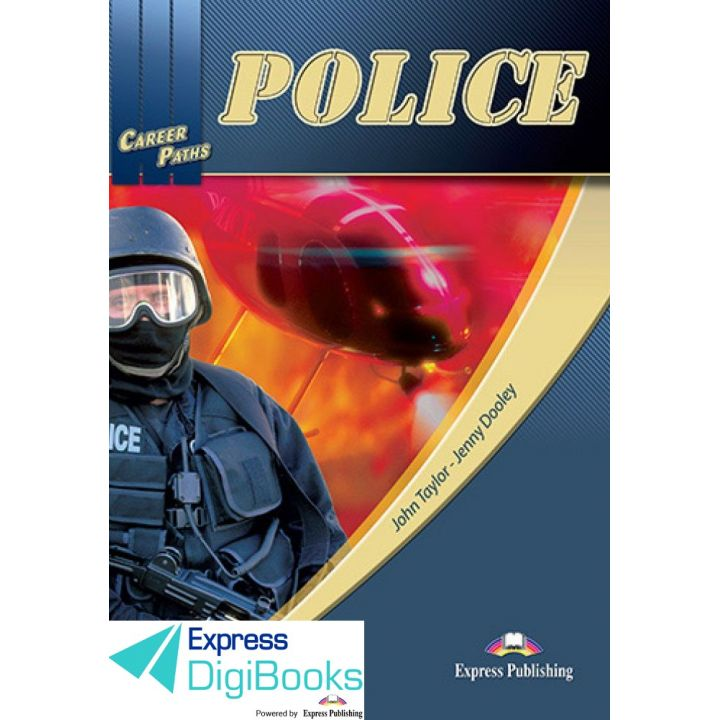 CAREER PATHS POLICE DIGIBOOK APPLICATION
