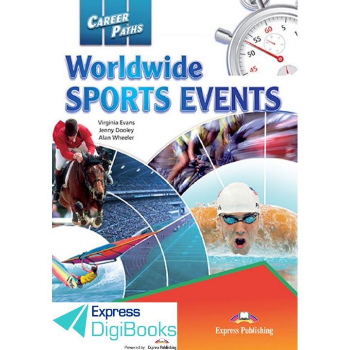 CAREER PATHS WORLDWIDE SPORTS EVENTS DIGIBOOK APPLICATION