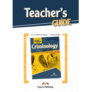 CAREER PATHS CRIMINOLOGY TEACHER'S GUIDE