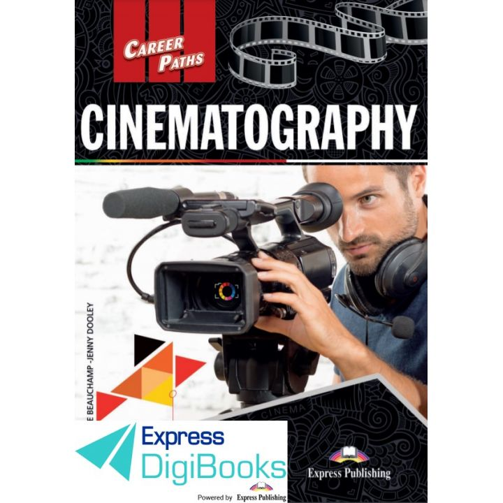 CAREER PATHS CINEMATOGRAPHY DIGIBOOK APPLICATION