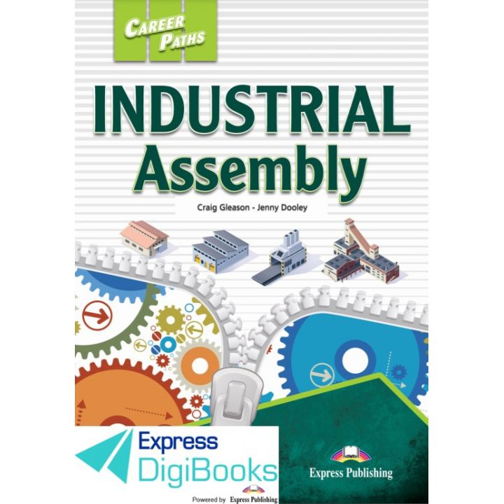 CAREER PATHS INDUSTRIAL ASSEMBLY DIGIBOOK APPLICATION
