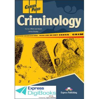 CAREER PATHS CRIMINOLOGY DIGIBOOK APPLICATION