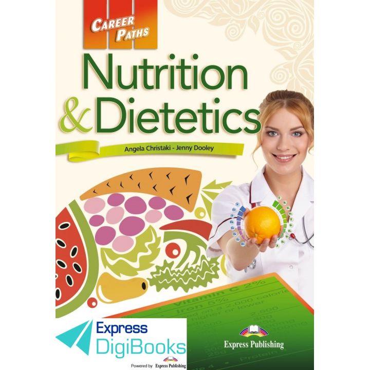 CAREER PATHS NUTRITION & DIETETICS DIGIBOOK APPLICATION