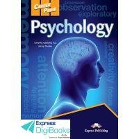 CAREER PATHS PSYCHOLOGY DIGIBOOK APPLICATION