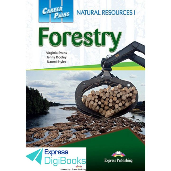 CAREER PATHS NATURAL RESOURCES 1 FORESTRY DIGIBOOKS APPLICATION