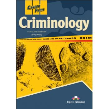 CAREER PATHS CRIMINOLOGY STUDENT'S BOOK