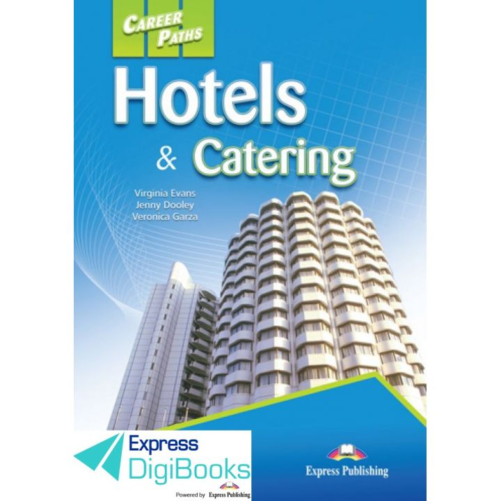 CAREER PATHS HOTELS & CATERING STUDENT'S BOOK DIGIBOOK APPLICATION