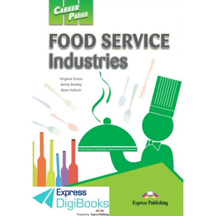 CAREER PATHS FOOD SERVICE INDUSTRIES DIGIBOOK APPLICATION